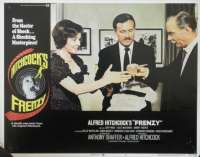 Frenzy - Hitchcock Lobby Card No 6