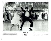 Grease 1978 Movie Still Re-Issue John Travolta Olivia Newton John