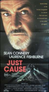 Just Cause Daybill Movie poster