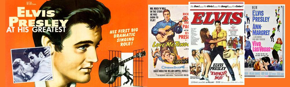 Elvis Presley Original Movie Posters