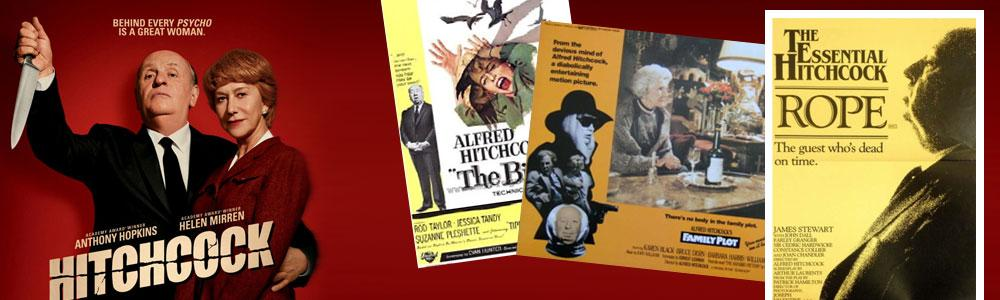 Alfred Hitchcock Movie Posters Original