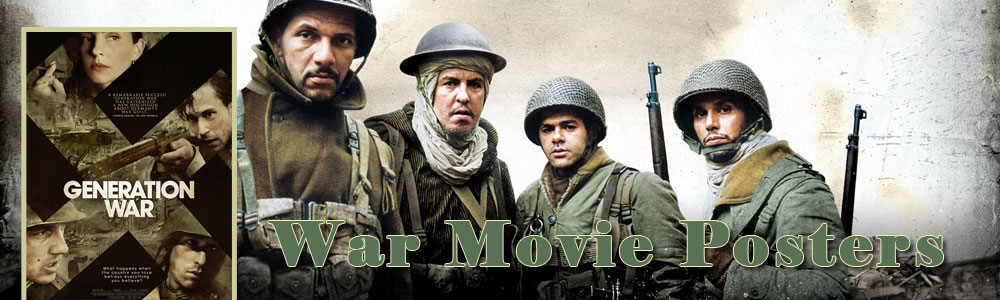 War Movie Posters Original