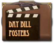 Daybill Posters No Folds