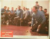 Escape From Alcatraz '79 Clint Eastwood Fred Ward Lobby Card No 4