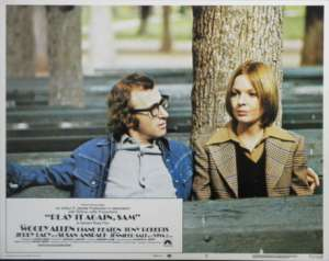 Play It Again Sam - Woody Allen Lobby Card No 8
