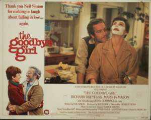 Goodbye Girl, The Lobby Card No 2