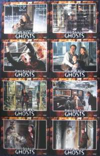 Thirteen Ghosts  Lobby Card Set