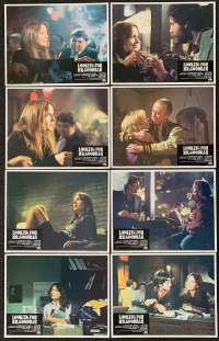 Looking For Mr. Goodbar lobby card set