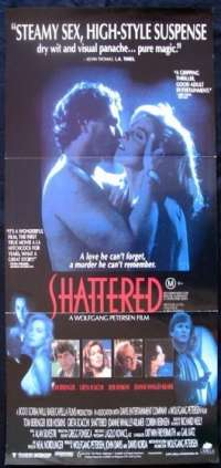 Shattered Daybill Movie poster