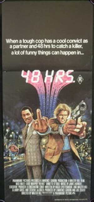 48 Hours Daybill Movie poster