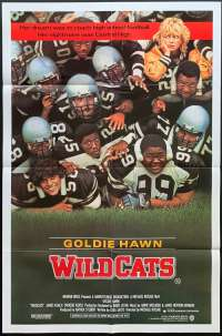 Wildcats One Sheet Australian Movie poster