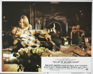 Play It Again Sam - Woody Allen Lobby Card No 3
