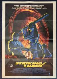 Striking Back Poster Original USA International One Sheet The New Kids James Spader