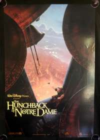 Hunchback Of Notre Dame, The movie poster Double Sided One Sheet