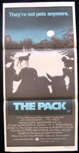 The Pack Daybill Movie poster