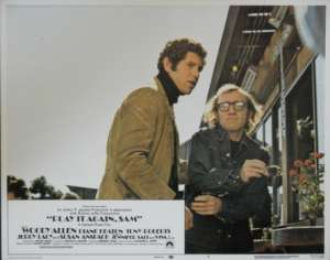 Play It Again Sam - Woody Allen Lobby Card No 7