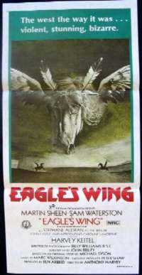 Eagle's Wing Poster Australian Daybill Movie poster