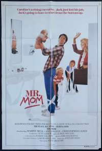 Mr. Mom One Sheet Australian Movie poster