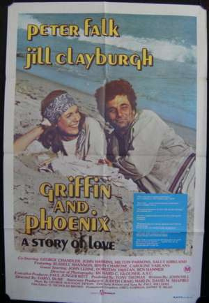 Griffin And Phoenix One Sheet Australian Movie poster