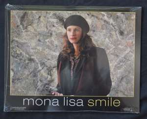 Mona Lisa Smile Julia Roberts Kirsten Dunst USA Lobby Card Set Sealed