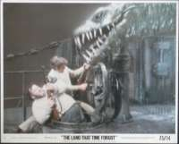 The Land That Time Forgot 1975 Lobby Card No 7 Doug McClure