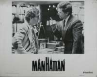 Manhattan - Woody Allen Lobby Card No 1