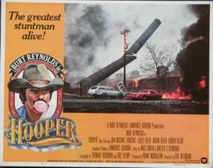 Hooper Lobby Card No 4