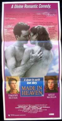 Made In Heaven Daybill Movie poster