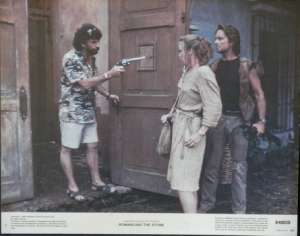 Romancing The Stone Lobby Card No 3