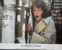 An Unmarried Woman Lobby Card No 8