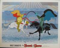 Sword In The Stone, The - Disney Lobby Card No 3