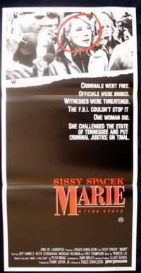 Marie Daybill Movie poster