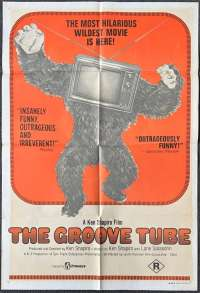 Groove Tube, The One Sheet Australian Movie poster