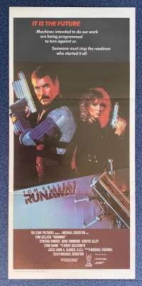 Runaway Daybill Movie poster