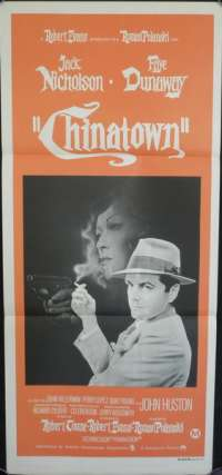 Chinatown Daybill Movie Poster