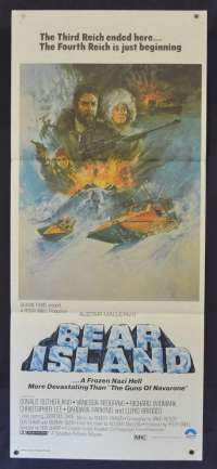 Bear Island Daybill Movie poster