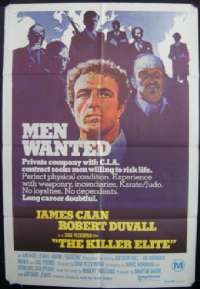 Men Wanted One Sheet Australian Movie poster