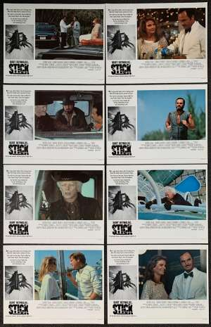 Stick, The  Lobby Card Set