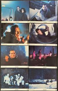 "Die Hard 2 Die Harder 1990 Lobby Card set USA 11"" x 14"" Bruce Willis"