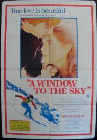 Window To The Sky, A One Sheet Australian Movie poster