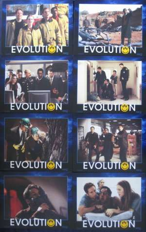 Evolution  Lobby Card Set
