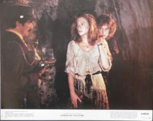 Romancing The Stone Lobby Card No 8
