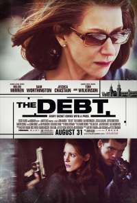 The Debt (2011) Film Review