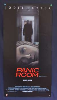 Panic Room Daybill Movie Poster