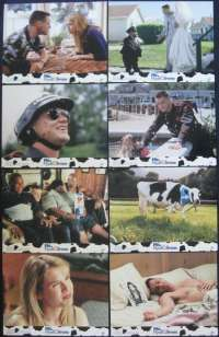Me, Myself & Irene Lobby Card Set