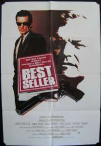 Best Seller One Sheet Australian Movie poster