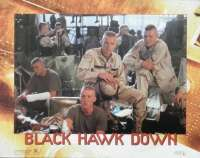 Black Hawk Down 2002 Lobby Card 11x14 Eric Bana Josh Hartnett Ewan McGregor