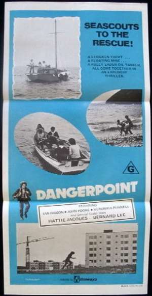 Dangerpoint Daybill Movie poster