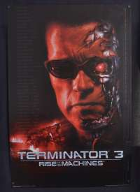 Terminator 3 Rise Of The Machines Movie Poster REPRINT Arnold Schwarzenegger