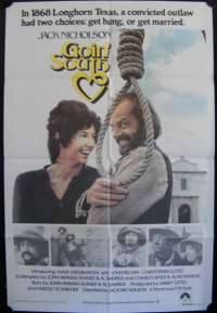 Goin' South One Sheet Australian Movie poster